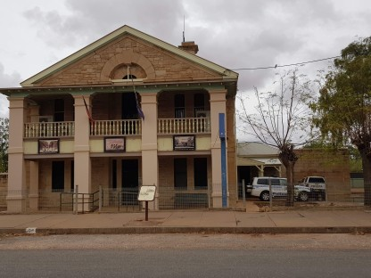 Wilcannia Police Station